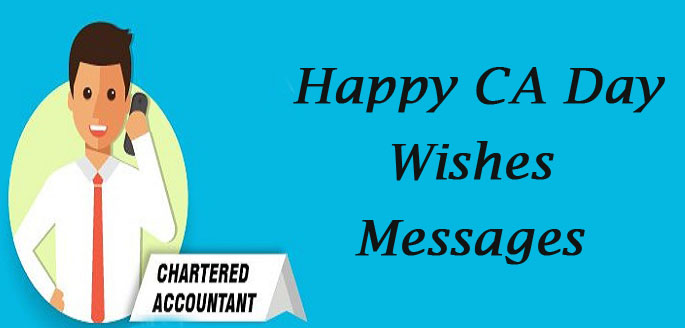 Happy CA Day Wishes Messages - Chartered Accountant Quotes Images
