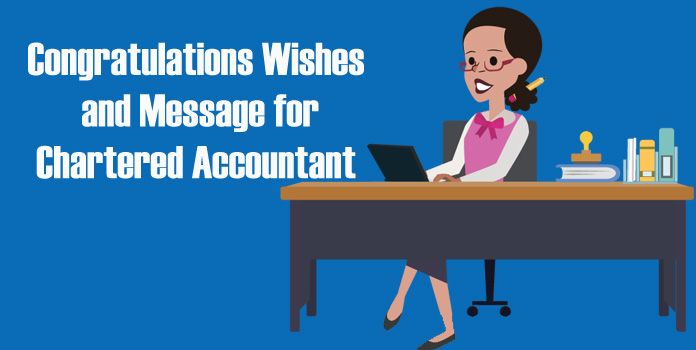 Chartered Accountant Congratulations Wishes Messages