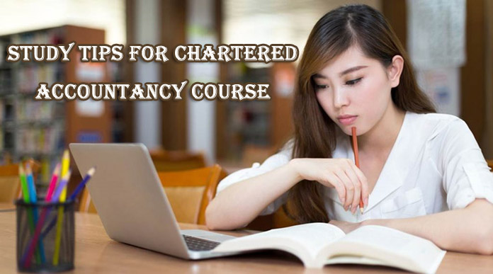 Study Tips for Chartered Accountancy Course - CA Study