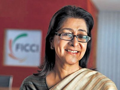 Naina Lal Kidwai Top Chartered Accountant India
