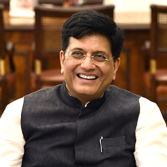 Piyush Goyal Top Chartered Accountant India
