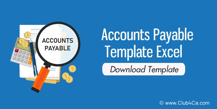 Accounts Payable Template Excel Download Payable Template