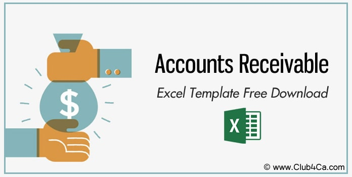 Accounts Receivable Excel Template, Accounts receivable ledger